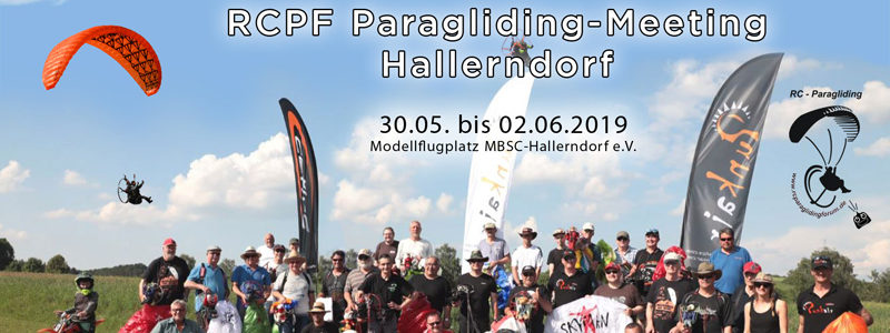 Cefics / RCParaglidingForum RC-Paragliding Meeting in Hallerndorf