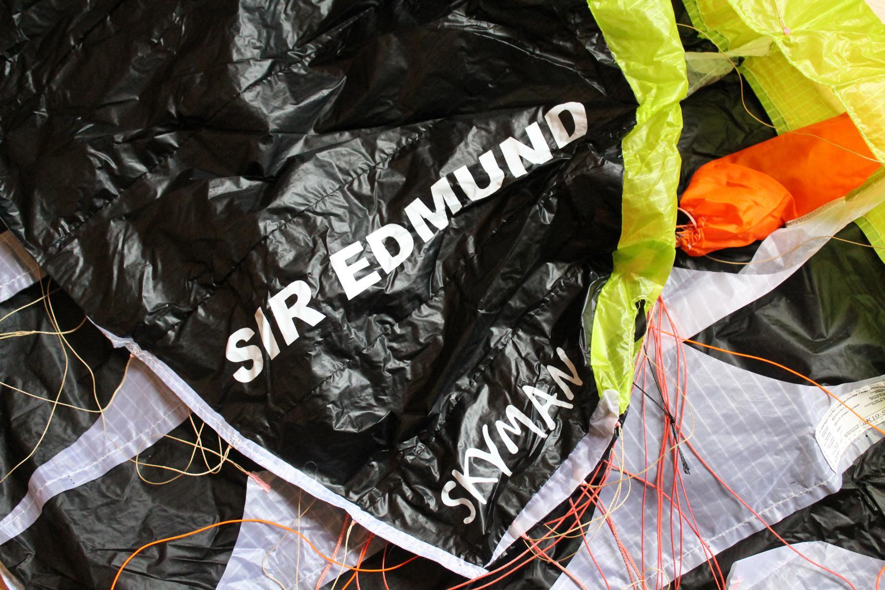 Der neue RC-Paraglider Sir Edmund 1.0