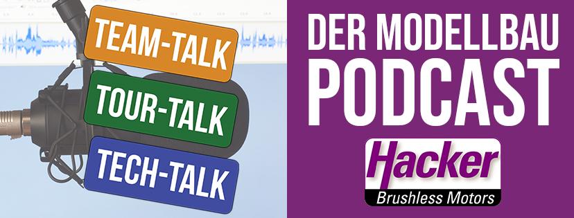 Hacker Motor Modellbau-Podcast: Telemetrie, was soll das?