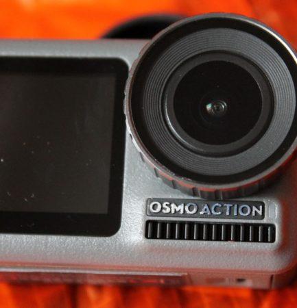 DJI Osmo Action Cam entdecken