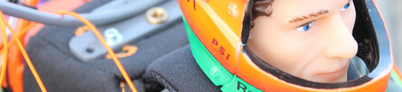 Die neue Helm Collection für RC-Para Piloten