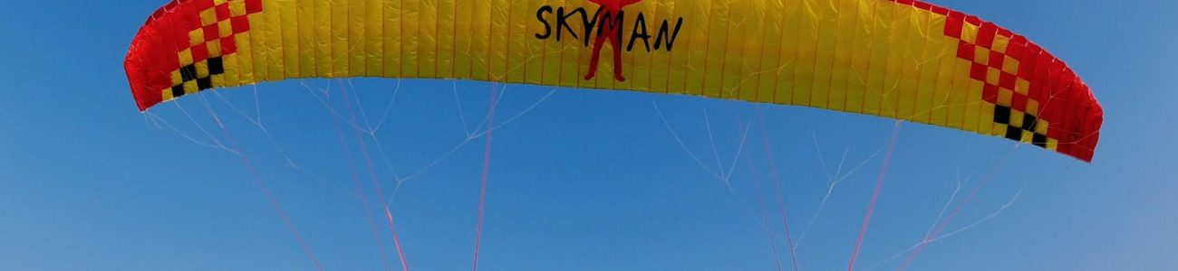 Der Skyman Psychohammer im neuen Design