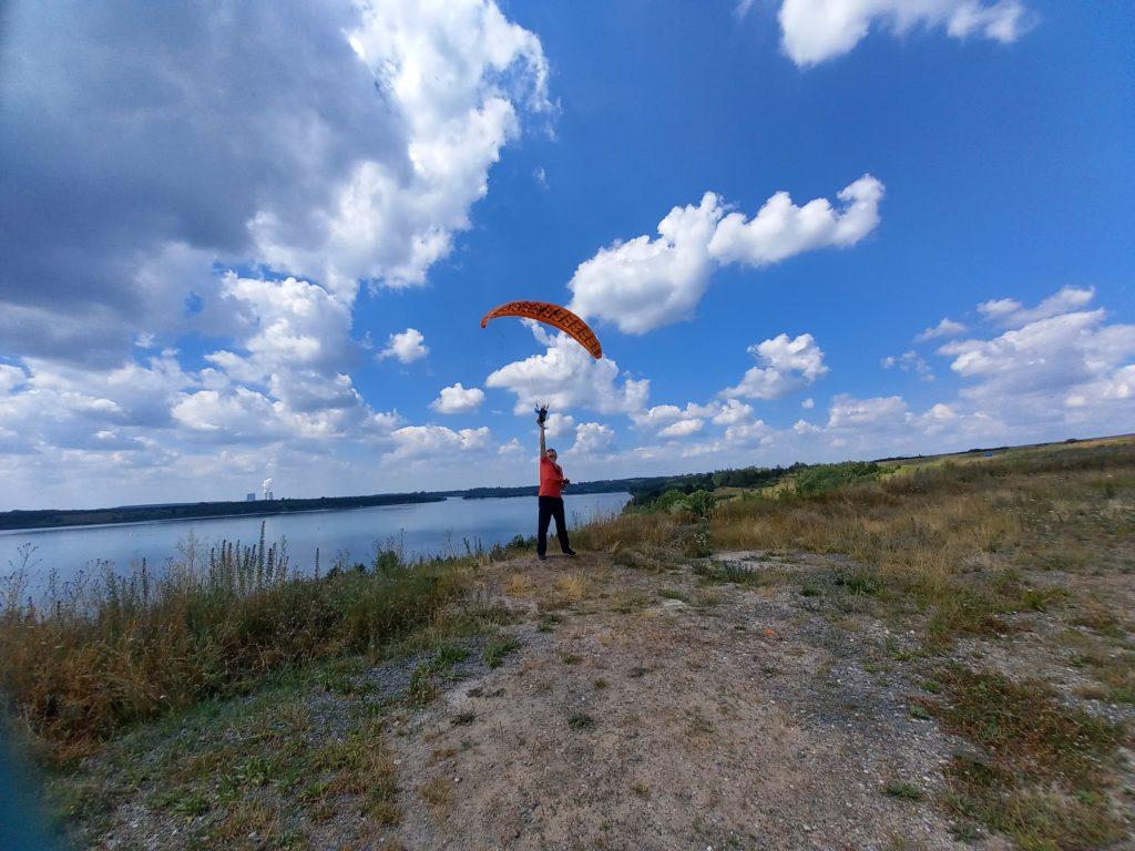 Skyman Sir Edmund Race - Cefics-Soaring am See - Leipzig