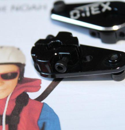 DITEX Servohebel Pro single 50mm und 22mm